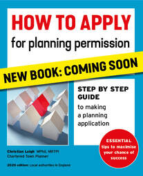 How to apply for planning permission - book